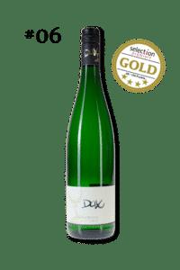 Deutschlands beste Jungwinzer 2018 - selection DAS GENUSSMAGAZIN - Kerner Bacchus 2017